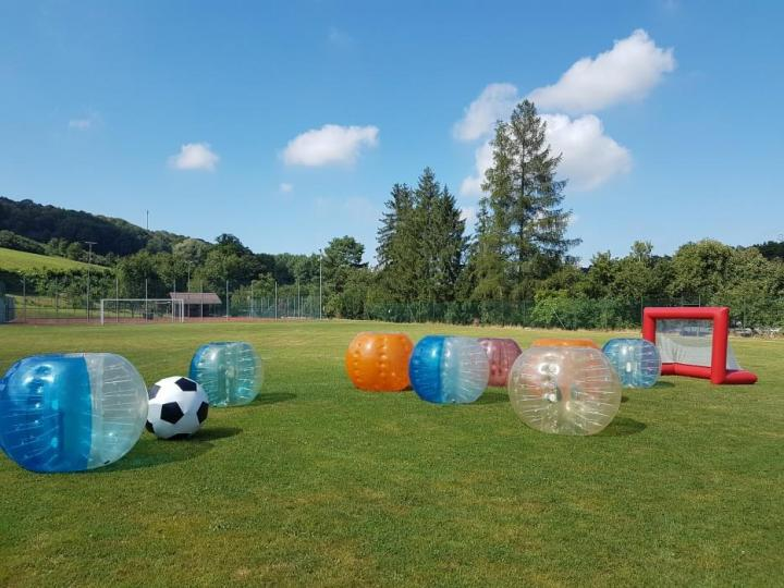 BUMPER BALL 1,55m COLOR
